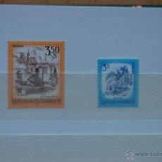 Sellos: AUSTRIA AÑO 1978. SELLOS ORDINARIOS. . Lote 43832402