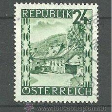 Sellos: YT 613 AUSTRIA 1945. Lote 109494858