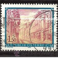 Sellos: YT 1908 AUSTRIA 1992. Lote 47877814