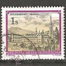 Sellos: YT 1796 AUSTRIA 1989. Lote 47877900
