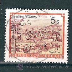 Sellos: YT 1656 AUSTRIA 1985. Lote 47877944