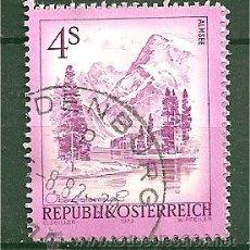 Sellos: YT 1259 AUSTRIA 1973. Lote 47961131