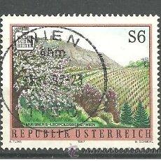 Sellos: YT 2039 AUSTRIA 1997. Lote 151227553