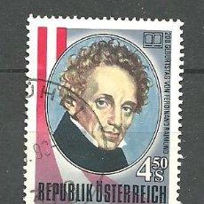 Sellos: YT 1822 AUSTRIA 1990. Lote 49268622