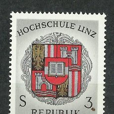 Sellos: AUSTRIA - 1966 - SCOTT 784** MNH. Lote 222443591