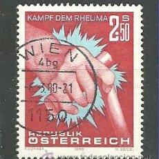 Sellos: YT 1462 AUSTRIA 1980. Lote 95406726