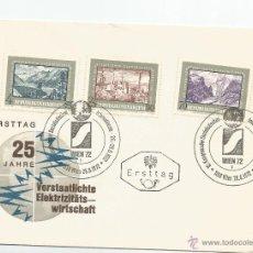 Sellos: 1972 - CONMEMORATIVO - AUSTRIA. Lote 50661920