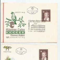 Sellos: 1970 - CONMEMORATIVO - AUSTRIA. Lote 50662004