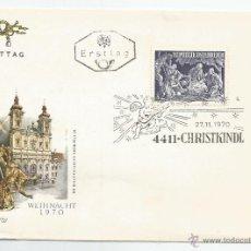 Sellos: 1970 - CONMEMORATIVO - AUSTRIA. Lote 50662019