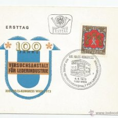 Sellos: 1973 - CONMEMORATIVO - AUSTRIA. Lote 50662026