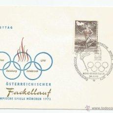 Sellos: 1972 - CONMEMORATIVO - AUSTRIA. Lote 50662052