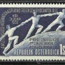 Sellos: AUSTRIA - 1955 - MICHEL 1018** MNH. Lote 167918689