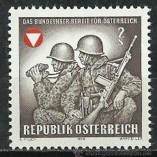 Sellos: AUSTRIA - 1969 - SCOTT 839** MNH. Lote 222443345