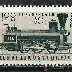 Sellos: AUSTRIA - 1967 - SCOTT 797** MNH. Lote 222442410