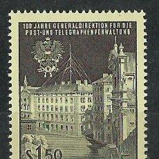 Sellos: AUSTRIA - 1966 - SCOTT 757** MNH. Lote 222649905