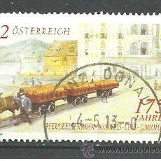 Sellos: YT 2751 AUSTRIA 2011. Lote 151247422