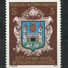 Sellos: AUSTRIA - 1977 - SCOTT 1060** MNH. Lote 222442531