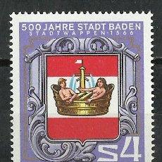 Sellos: AUSTRIA - 1980 - SCOTT 1142** MNH. Lote 222442600