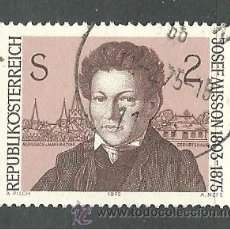 Sellos: YT 1318 AUSTRIA 1975. Lote 151228570