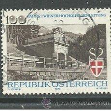 Sellos: YT 1258 AUSTRIA 1973. Lote 151227694