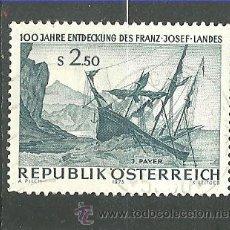Sellos: YT 1250 AUSTRIA 1973. Lote 151228684