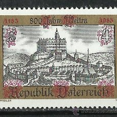 Sellos: AUSTRIA - 1983 - SCOTT 1242** MNH . Lote 140055497