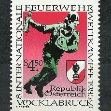 Sellos: AUSTRIA - 1985 - SCOTT 1321** MNH. Lote 222648338