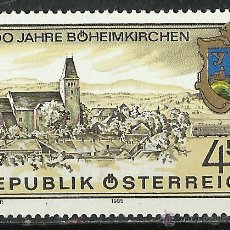 Sellos: AUSTRIA - 1985 - SCOTT 1312** MNH. Lote 222648363