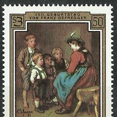 Sellos: AUSTRIA - 1985 - SCOTT 1310** MNH. Lote 222648388