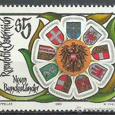 Sellos: AUSTRIA - 1990 - MICHEL 2005** MNH. Lote 140055670