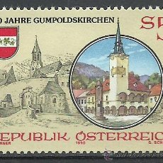 Sellos: AUSTRIA - 1990 - MICHEL 1997** MNH. Lote 222441705
