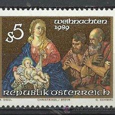 Sellos: AUSTRIA - 1989 - MICHEL 1977** MNH. Lote 268582009