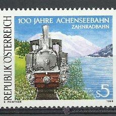 Sellos: AUSTRIA - 1989 - MICHEL 1962** MNH. Lote 222443247