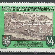 Sellos: AUSTRIA - 1989 - MICHEL 1953** MNH. Lote 222441222