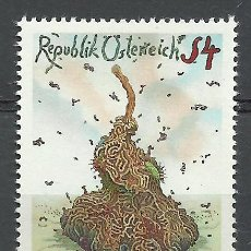 Sellos: AUSTRIA - 1986 - SCOTT 1370** MNH. Lote 222649077
