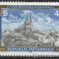 Sellos: AUSTRIA - 1986 - SCOTT 1359** MNH. Lote 222649135