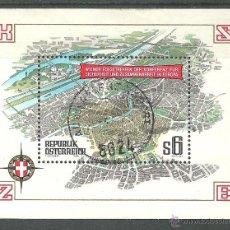 Sellos: YT 13 HB AUSTRIA 1986. Lote 91360933