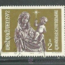 Sellos: YT 1234 AUSTRIA 1972. Lote 151228716