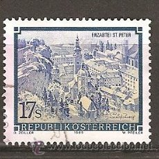Sellos: YT 1792 AUSTRIA 1989. Lote 151227973