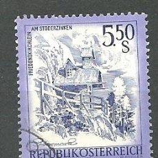 Sellos: YT 1539 AUSTRIA 1982. Lote 151227928
