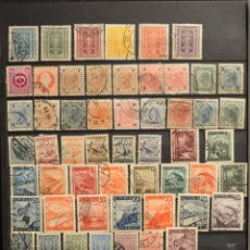 Sellos: LOTE 220 SELLOS OSTERREICH AUSTRIA TODOS DISTINTOS SELLO USADO VER TODOS EN FOTOGRAFIAS. Lote 55141391
