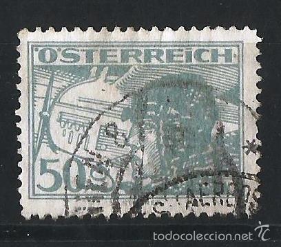 AUSTRIA 1925-30 CORREO AEREO USADO (Sellos - Extranjero - Europa - Austria)