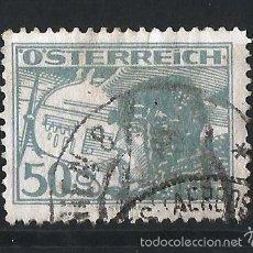 Sellos: AUSTRIA 1925-30 CORREO AEREO USADO. Lote 58635134