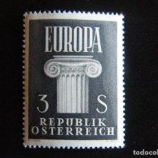 Sellos: AUSTRIA. SERIE COMPLETA. NUEVA MNH**. YVERT Nº 922. 1960. EUROPA.. Lote 71401803