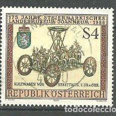 Sellos: YT 1697 AUSTRIA 1986. Lote 151227789
