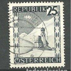 Sellos: YT 614 AUSTRIA 1945. Lote 109494883