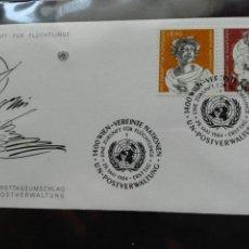 Sellos: ONU WIEN VEREINTE NATIONEN. Lote 73796291