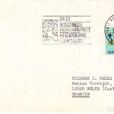 Sellos: SOBRE: 1987 AUSTRIA. Lote 76823375