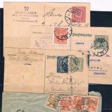 Sellos: AUSTRIA Y CHECOSLOVAQUIA. Lote 80080705