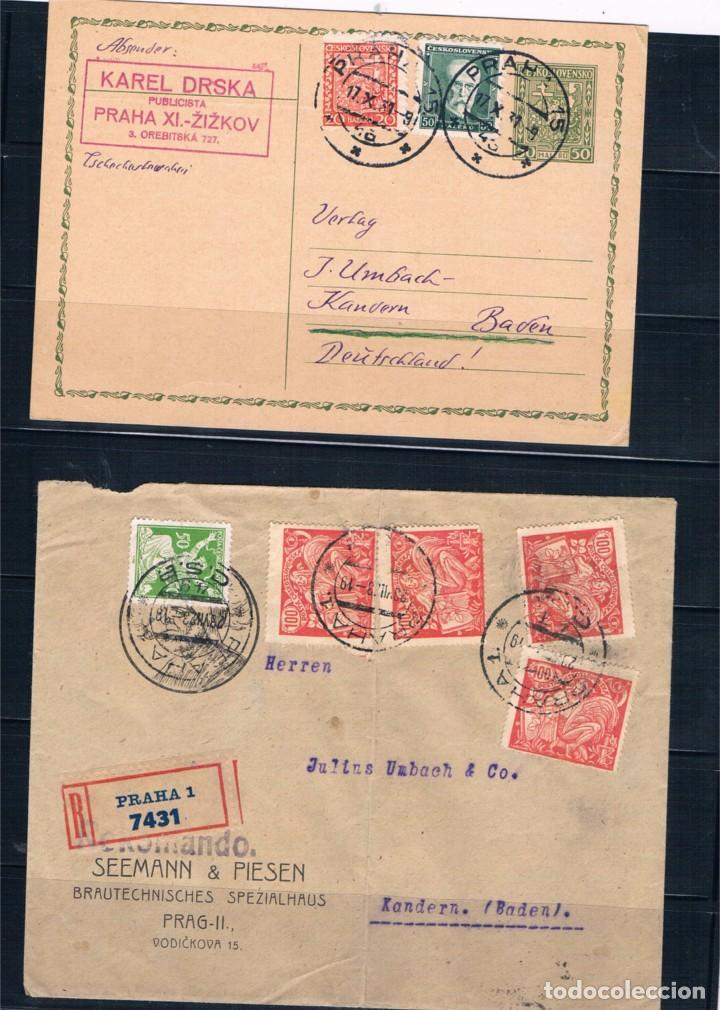 Sellos: Austria y Checoslovaquia - Foto 2 - 80080705
